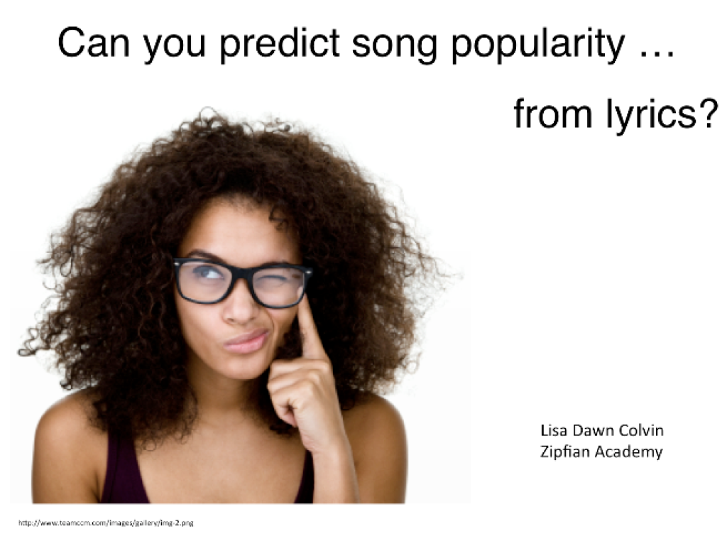 Can you predict popularity?
